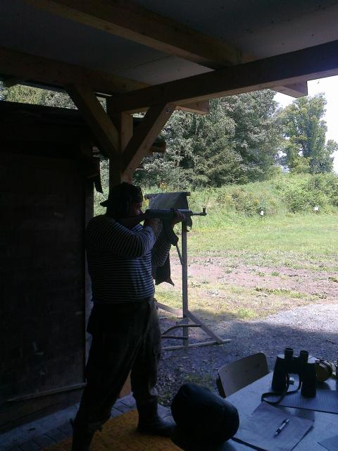 "1. ročník ""Velkorážná puška"" (6.7.2011)"